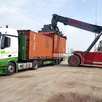 utilaje si echipamente pentru transport agabaritic