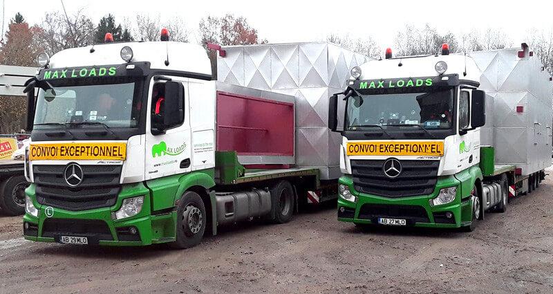 MAX-LOADS-flota transport